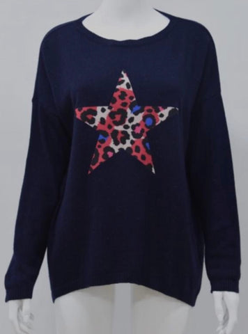 Animal Star Cashmere mix Jumper