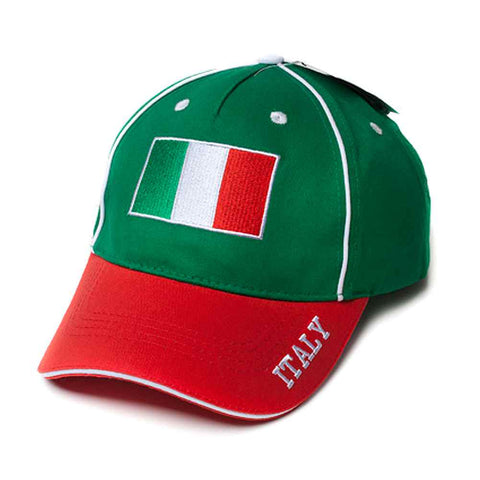 World of Sports Cap - Italy,  [product_collection], DEFINITE Sporting Goods, [product_tags]- DEFINITE Sporting Goods