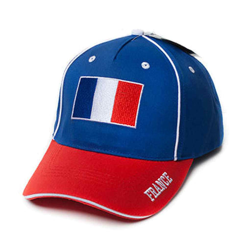 World of Sports Cap - France,  [product_collection], DEFINITE Sporting Goods, [product_tags]- DEFINITE Sporting Goods