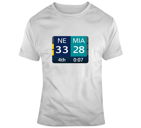 Miami Miracle Score Men's T Shirt,  [product_collection], DEFINITE Sporting Goods, [product_tags]- DEFINITE Sporting Goods