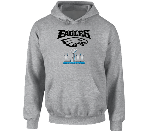 Philadelphia Eagles Super Bowl 52 Hoodie,  [product_collection], DEFINITE Sporting Goods, [product_tags]- DEFINITE Sporting Goods