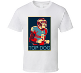 Philadelphia Eagles Super Bowl 52 Top Dog Tee T Shirt,  [product_collection], DEFINITE Sporting Goods, [product_tags]- DEFINITE Sporting Goods