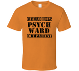 Cleveland Browns Psych Ward T Shirt,  [product_collection], DEFINITE Sporting Goods, [product_tags]- DEFINITE Sporting Goods
