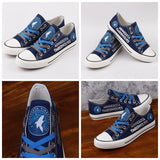 Minnesota Timeberwolves Womens NBA Custom Canvas Shoes,  [product_collection], DEFINITE Sporting Goods, [product_tags]- DEFINITE Sporting Goods