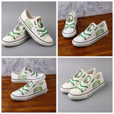 Boston Celtics Womens Custom NBA Canvas Shoes,  [product_collection], DEFINITE Sporting Goods, [product_tags]- DEFINITE Sporting Goods
