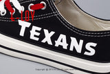 Houston Texans NFL Canvas Shoes,  [product_collection], DEFINITE Sporting Goods, [product_tags]- DEFINITE Sporting Goods