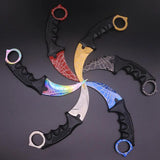 Spider Web Fixed Blade Karambit Knife,  [product_collection], DEFINITE Sporting Goods, [product_tags]- DEFINITE Sporting Goods
