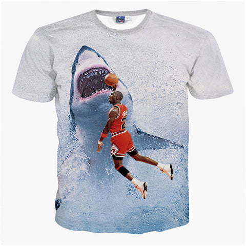 Apex Predator MJ T-Shirt,  [product_collection], DEFINITE Sporting Goods, [product_tags]- DEFINITE Sporting Goods