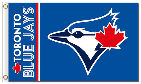 Toronto Blue Jays Flag 3X5 Feet MLB,  [product_collection], DEFINITE Sporting Goods, [product_tags]- DEFINITE Sporting Goods