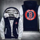 Boston Red Sox Logo Hoodie White,  [product_collection], DEFINITE Sporting Goods, [product_tags]- DEFINITE Sporting Goods