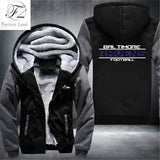 All NFL Teams Fleece Jacket in Black,  [product_collection], DEFINITE Sporting Goods, [product_tags]- DEFINITE Sporting Goods