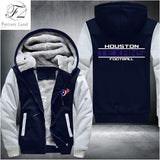 All NFL Teams Fleece Jacket in Blue,  [product_collection], DEFINITE Sporting Goods, [product_tags]- DEFINITE Sporting Goods