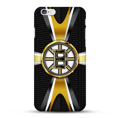 Boston Bruins Hard Plastic Back Case for Apple iPhone and Samsung,  [product_collection], DEFINITE Sporting Goods, [product_tags]- DEFINITE Sporting Goods