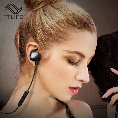 TTLIFE S2 Wireless Waterproof Bluetooth APT-X Earsets with MIC,  [product_collection], DEFINITE Sporting Goods, [product_tags]- DEFINITE Sporting Goods