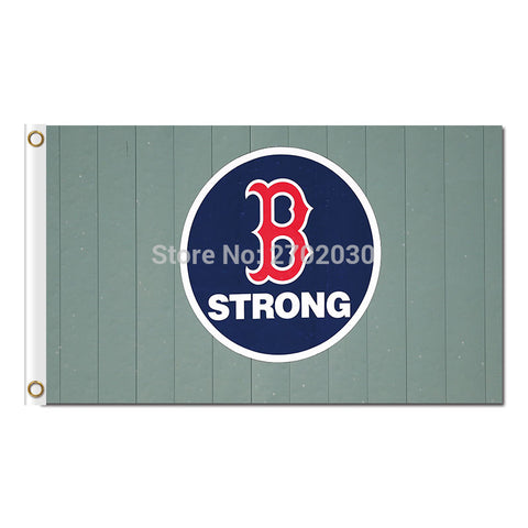 Boston Red Sox Boston Strong Flag 3X5 Feet MLB,  [product_collection], DEFINITE Sporting Goods, [product_tags]- DEFINITE Sporting Goods