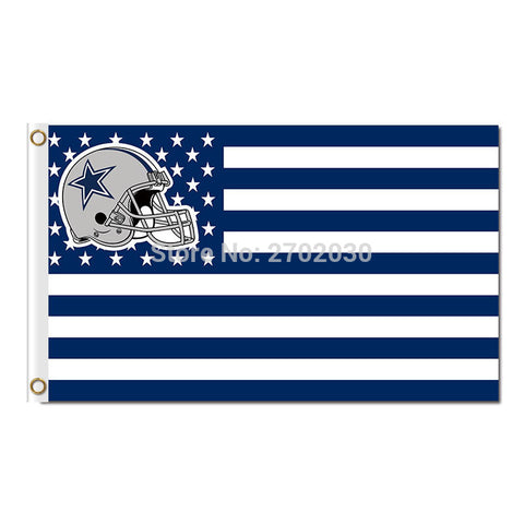 NFL Dallas Cowboys USA Flag,  [product_collection], DEFINITE Sporting Goods, [product_tags]- DEFINITE Sporting Goods