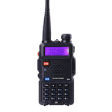 ZT-V8 Walkie Talkie Professional CB Radio Transceiver 128CH 5W VHF&UHF Handheld For Hunting Radio,  [product_collection], DEFINITE Sporting Goods, [product_tags]- DEFINITE Sporting Goods