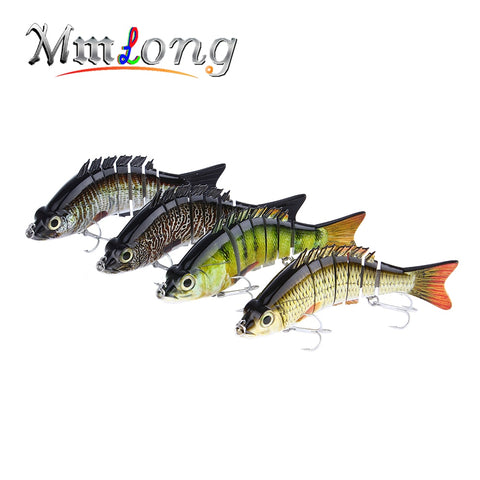 15cm Multi Jointed Swimbait 59g,  [product_collection], DEFINITE Sporting Goods, [product_tags]- DEFINITE Sporting Goods