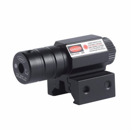Tactical Red Dot Laser Beam With Mount,  [product_collection], DEFINITE Sporting Goods, [product_tags]- DEFINITE Sporting Goods