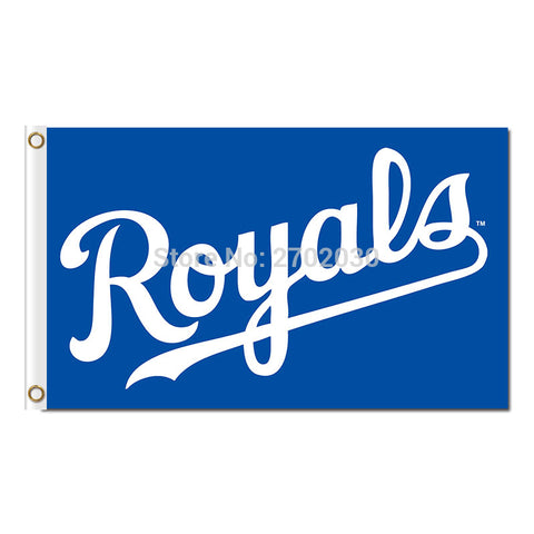 Kansas City Royals Flag,  [product_collection], DEFINITE Sporting Goods, [product_tags]- DEFINITE Sporting Goods