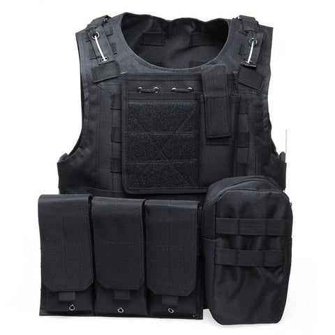 Outlife Camouflage Tactical Vest with 7 Colors,  [product_collection], DEFINITE Sporting Goods, [product_tags]- DEFINITE Sporting Goods