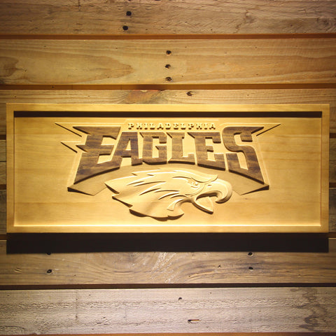 Philadelphia Eagles Mancave Sign,  [product_collection], DEFINITE Sporting Goods, [product_tags]- DEFINITE Sporting Goods