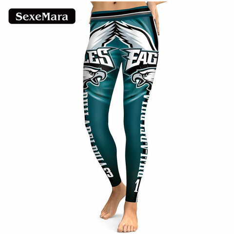 PHILADELPHIA EAGLES NFL LEGGINGS 2017,  [product_collection], DEFINITE Sporting Goods, [product_tags]- DEFINITE Sporting Goods