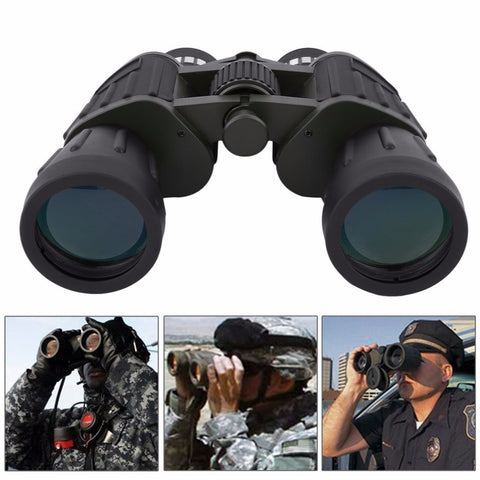 60x50 Military Wide-Angle Zoom Binoculars,  [product_collection], DEFINITE Sporting Goods, [product_tags]- DEFINITE Sporting Goods