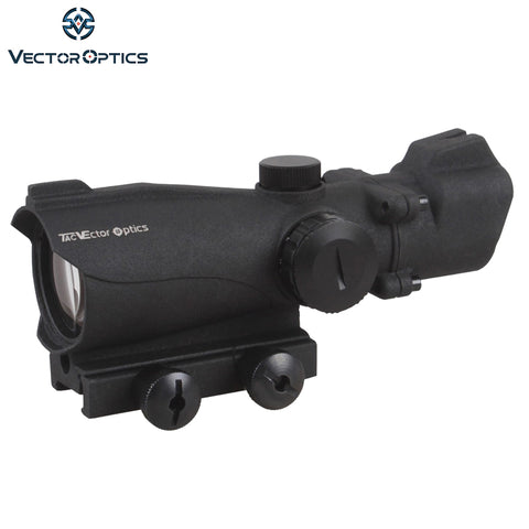 Vector Optics Condor 2x42 Red and Green Dot Rifle Scope Sight with 20mm Weaver Mount Base,  [product_collection], DEFINITE Sporting Goods, [product_tags]- DEFINITE Sporting Goods