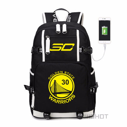 WISHOT Stephen Curry Backpack Black or Blue,  [product_collection], DEFINITE Sporting Goods, [product_tags]- DEFINITE Sporting Goods