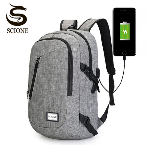 USB Charging Backpack For Business Backpack Waterproof,  [product_collection], DEFINITE Sporting Goods, [product_tags]- DEFINITE Sporting Goods