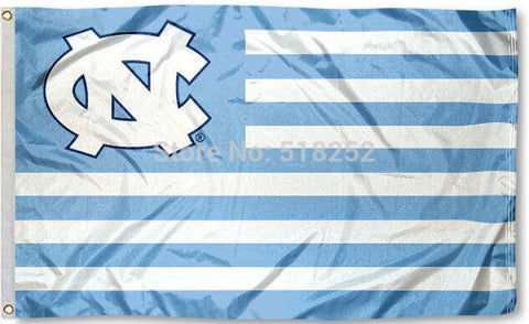 NORTH CAROLINA USA AMERICAN Flag NCAA 3x5 FT,  [product_collection], DEFINITE Sporting Goods, [product_tags]- DEFINITE Sporting Goods