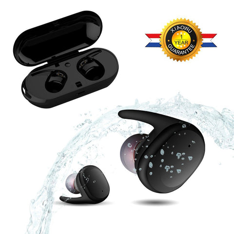 Sago S9100 In-Ear Wireless Bluetooth with Mic and Touch Control,  [product_collection], DEFINITE Sporting Goods, [product_tags]- DEFINITE Sporting Goods