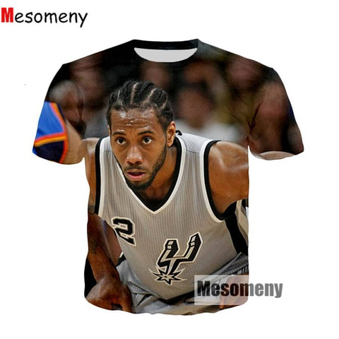 Spurs Kawhi Leonard 3-D Printed #4,  [product_collection], DEFINITE Sporting Goods, [product_tags]- DEFINITE Sporting Goods