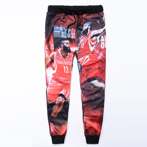 James Harden Fashion Sweatpants,  [product_collection], DEFINITE Sporting Goods, [product_tags]- DEFINITE Sporting Goods