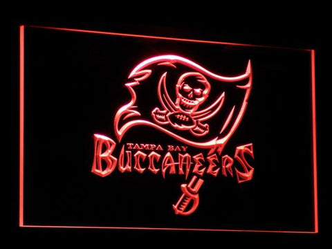 Tampa Bay Buccaneers LED Neon Sign with 20+ Colors 5 Sizes to choose,  [product_collection], DEFINITE Sporting Goods, [product_tags]- DEFINITE Sporting Goods