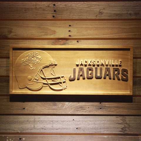 Jacksonville Jaguars 3D Wooden Bar Sign,  [product_collection], DEFINITE Sporting Goods, [product_tags]- DEFINITE Sporting Goods