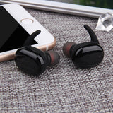 Sago S9100 Wireless Bluetooth Earphone Waterproof with Mic,  [product_collection], DEFINITE Sporting Goods, [product_tags]- DEFINITE Sporting Goods
