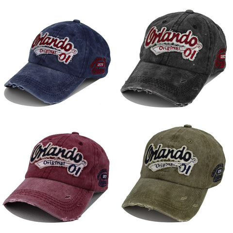 Orlando Women's Baseball Cap,  [product_collection], DEFINITE Sporting Goods, [product_tags]- DEFINITE Sporting Goods