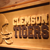 Clemson Tiger 3D Wooden Bar Sign,  [product_collection], DEFINITE Sporting Goods, [product_tags]- DEFINITE Sporting Goods