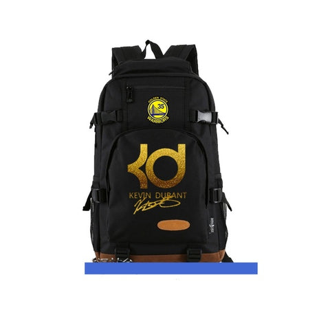 Kevin Durant KD Logo GSW Nba Back Pack,  [product_collection], DEFINITE Sporting Goods, [product_tags]- DEFINITE Sporting Goods