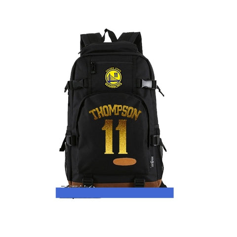 Klay Thompson 11 GSW Nba Back Pack,  [product_collection], DEFINITE Sporting Goods, [product_tags]- DEFINITE Sporting Goods