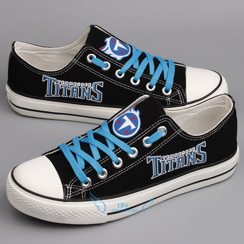 Tennessee Titans Canvas Shoes,  [product_collection], DEFINITE Sporting Goods, [product_tags]- DEFINITE Sporting Goods
