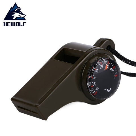 3 in1 Whistle Compass Thermometer Emergency Survival Tool,  [product_collection], DEFINITE Sporting Goods, [product_tags]- DEFINITE Sporting Goods