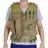 Combat Assault Vest,  [product_collection], DEFINITE Sporting Goods, [product_tags]- DEFINITE Sporting Goods