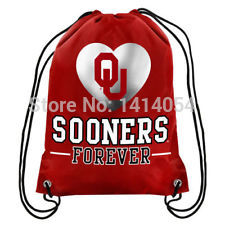 Oklahoma Sooners FOREVER Drawstring Backpack,  [product_collection], DEFINITE Sporting Goods, [product_tags]- DEFINITE Sporting Goods