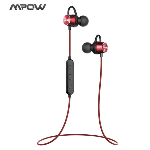 Mpow V4.1 In-Ear Bluetooth Magnetic IPX7 Waterproof Sport Earphones,  [product_collection], DEFINITE Sporting Goods, [product_tags]- DEFINITE Sporting Goods