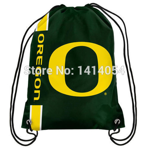 Oregon Ducks O  Drawstring Backpack,  [product_collection], DEFINITE Sporting Goods, [product_tags]- DEFINITE Sporting Goods