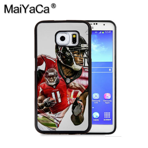 Julio Jones Atlanta Falcons Phone Case For Samsung,  [product_collection], DEFINITE Sporting Goods, [product_tags]- DEFINITE Sporting Goods