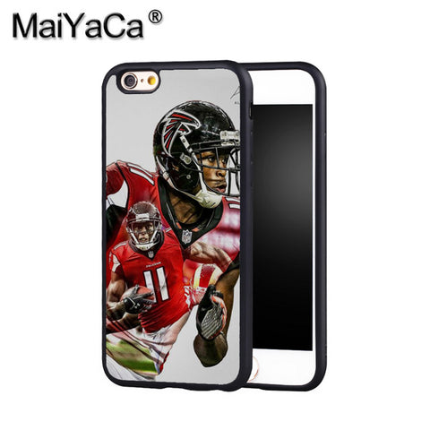 Julio Jones Atlanta Falcons Phone Case Cover For Iphone,  [product_collection], DEFINITE Sporting Goods, [product_tags]- DEFINITE Sporting Goods